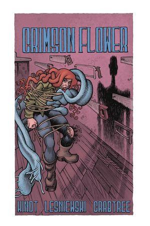 CRIMSON FLOWER (2021) #3