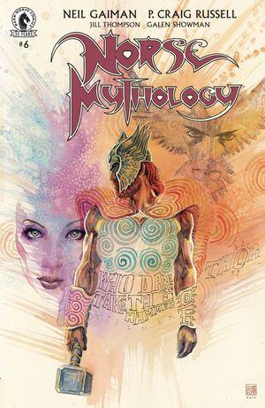 NEIL GAIMAN NORSE MYTHOLOGY (2020) #6B