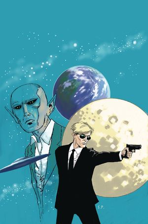 RESIDENT ALIEN YOUR RIDES HERE (2020) #5