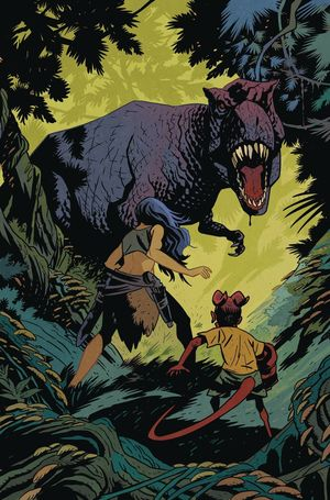 YOUNG HELLBOY THE HIDDEN LAND (2021) #2