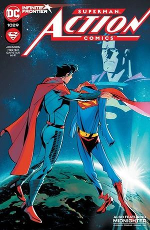 ACTION COMICS CVR A PHIL HESTER AND ERIC GAPSTUR 1029