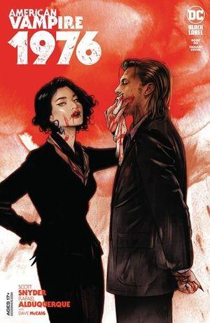 AMERICAN VAMPIRE 1976 (2020) #6 VAR