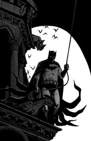 BATMAN BLACK AND WHITE (2020) #4