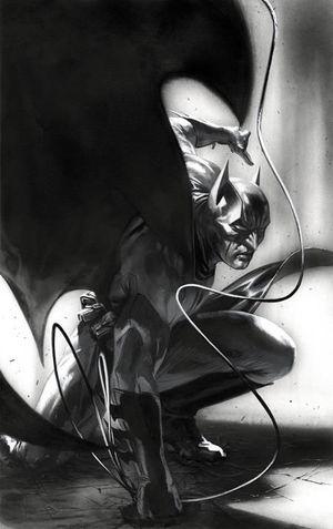 BATMAN BLACK AND WHITE (2020) #4B