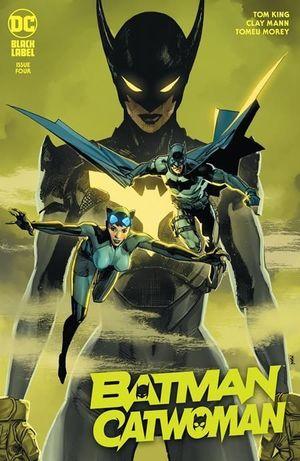 BATMAN CATWOMAN (2020) #4