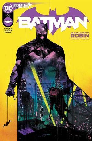 BATMAN (2016 3RD SERIES)