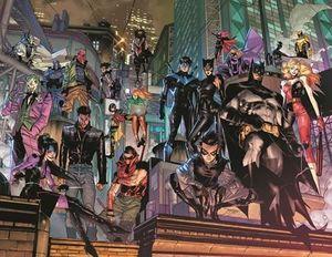 BATMAN (2016 3RD SERIES) #106B