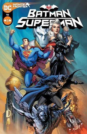 BATMAN SUPERMAN (2019) #16