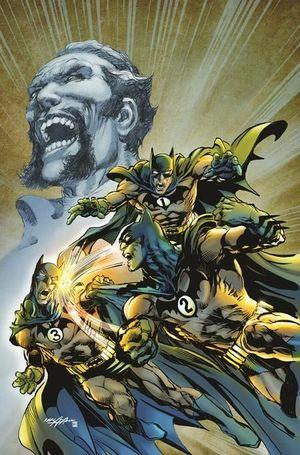 BATMAN VS. RAS AL GHUL (2019) #5