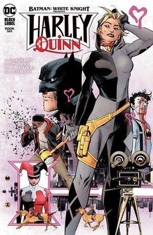 BATMAN WHITE KNIGHT PRESENTS HARLEY QUINN (2020) #6