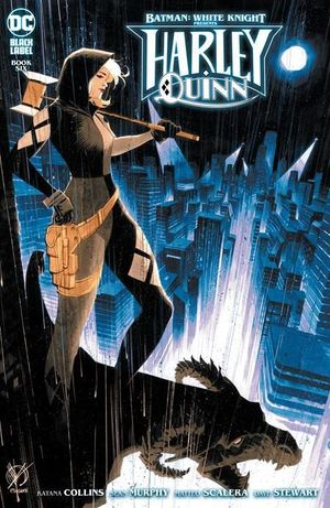 BATMAN WHITE KNIGHT PRESENTS HARLEY QUINN (2020) #6VAR
