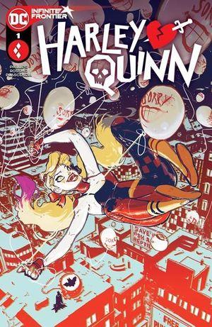 HARLEY QUINN (2021) #1