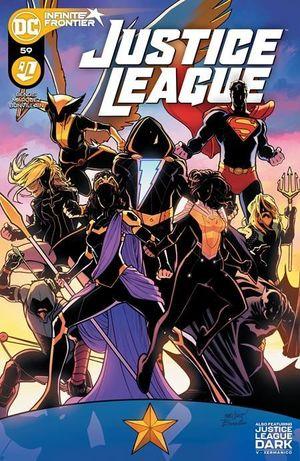 JUSTICE LEAGUE (2018) #59