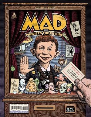 MAD MAGAZINE (2018) #19