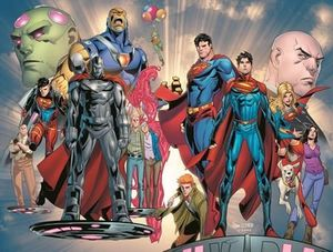 SUPERMAN (2018) #29B