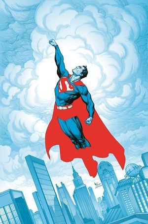 SUPERMAN RED AND BLUE (2021) #1
