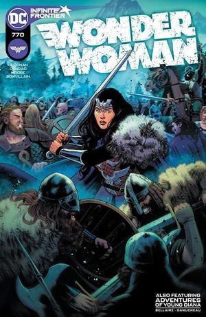 WONDER WOMAN (2016 5TH SERIES)