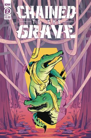CHAINED TO THE GRAVE (2021) #2