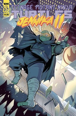 TEENAGE MUTANT NINJA TURTLES JENNIKA II (2020) #5