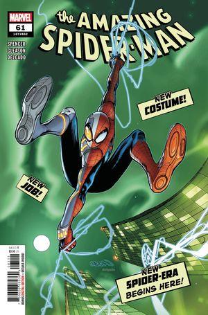 AMAZING SPIDER-MAN (2018 6TH SERIES) #61