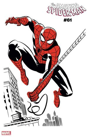 AMAZING SPIDER-MAN (2018 6TH SERIES) #61 CHO