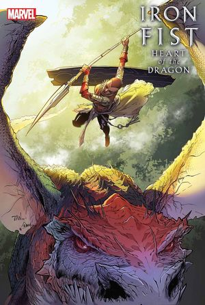 IRON FIST HEART OF DRAGON (2021) #3
