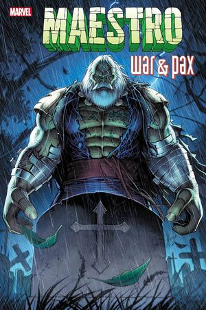 MAESTRO WAR AND PAX (2021) #3