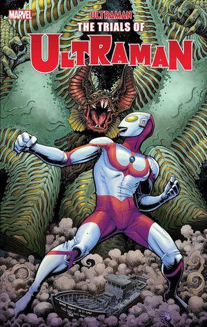 TRIALS OF ULTRAMAN (2021) #1