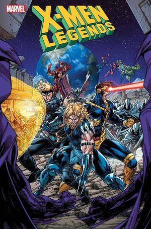X-MEN LEGENDS (2021) #2