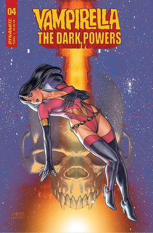 VAMPIRELLA DARK POWERS (2020) #4B