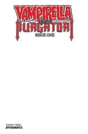 VAMPIRELLA VS PURGATORI (2021) #1F