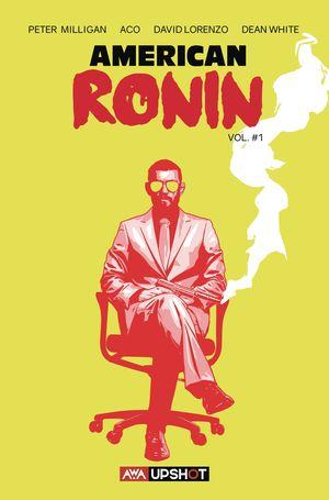 AMERICAN RONIN TP (2021) #1