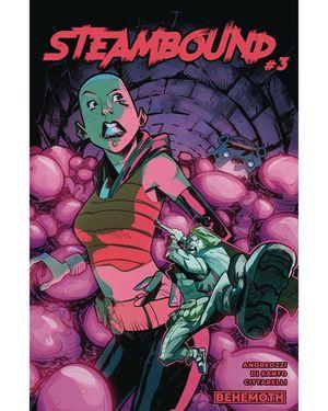STEAMBOUND (2021) #3