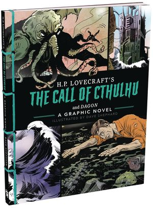 CALL OF CTHULHU AND DAGON HC GN (2021) #1