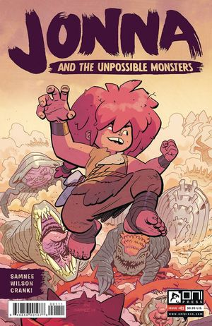 JONNA AND THE UNPOSSIBLE MONSTERS CVR A SAMNEE 1