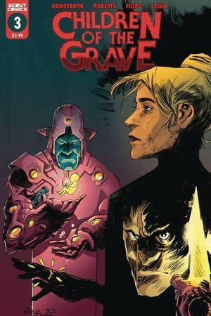 CHILDREN OF THE GRAVE (2020) #3