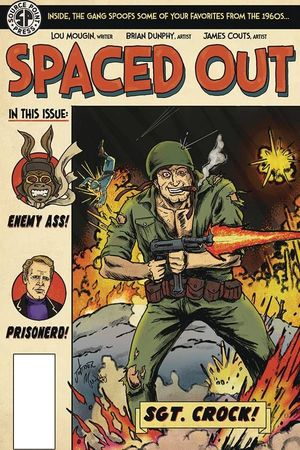 SPACED OUT ONESHOT (2021) #1
