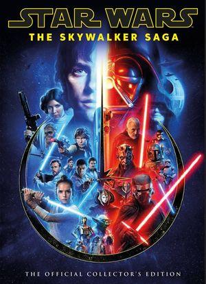 STAR WARS SKYWALKER SAGA NEWSSTAND (2021) #1