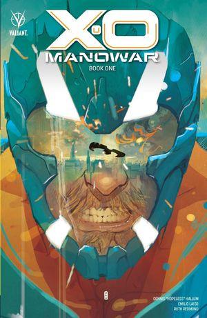X-O MANOWAR TPB (2021) #1