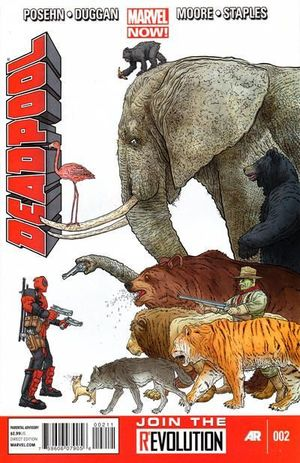 DEADPOOL (2012 3RD SERIES) #2