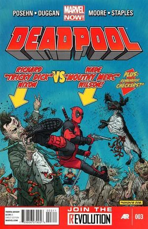 DEADPOOL (2012 3RD SERIES) #3