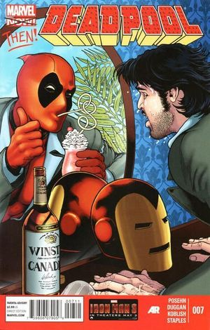 DEADPOOL (2012 3RD SERIES) #7