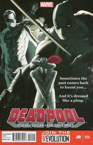 DEADPOOL (2012 3RD SERIES) #14
