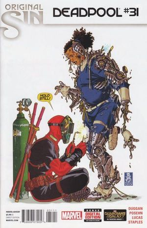 DEADPOOL (2012 3RD SERIES) #31