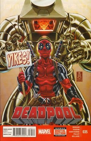 DEADPOOL (2012 3RD SERIES) #35