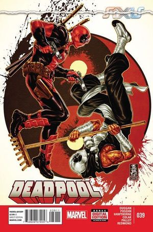 DEADPOOL (2012 3RD SERIES) #39