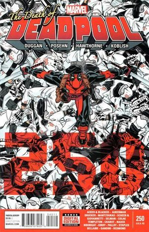 DEADPOOL (2012 3RD SERIES) #45