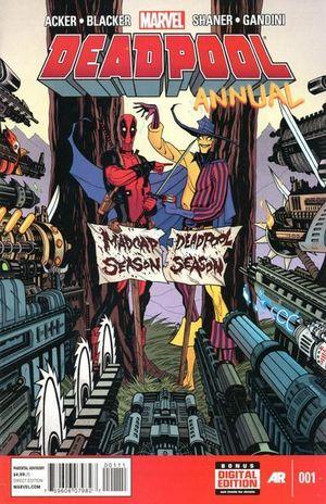 DEADPOOL ANNUAL (2012 3RD SERIES) #1