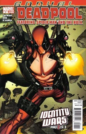DEADPOOL ANNUAL (2012 3RD SERIES) #1