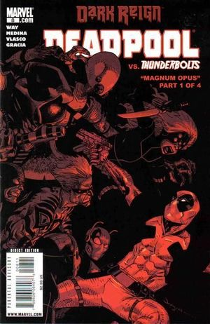 DEADPOOL (2008 2ND SERIES) #8